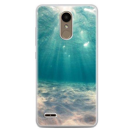 Etui na telefon LG K10 2017 - pod wodą