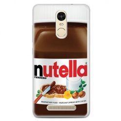 Etui na telefon Xiaomi Redmi Note 3 - Nutella czekolada słoik