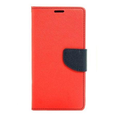 Etui na Galaxy A5 2017 Fancy Wallet - czerwony.