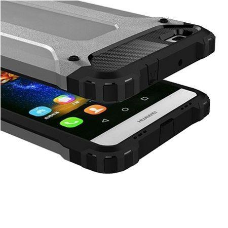 Pancerne etui na Huawei P8 Lite - Grafitowy