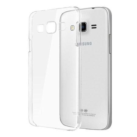 Etui na Samsung Z1 Duos silikonowe crystal case - bezbarwne.