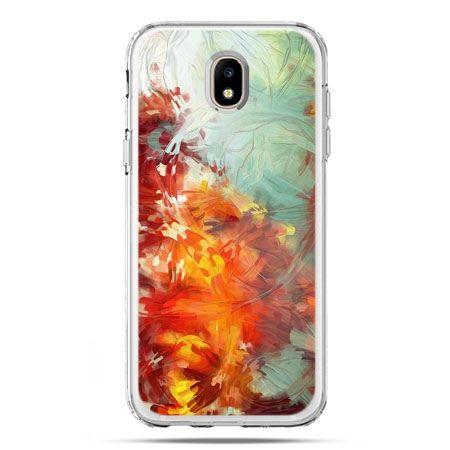 Etui na telefon Galaxy J5 2017 - kolorowy obraz