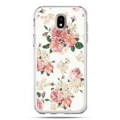 Etui na telefon Galaxy J5 2017 - polne kwiaty