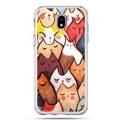 Etui na telefon Galaxy J5 2017 - koty