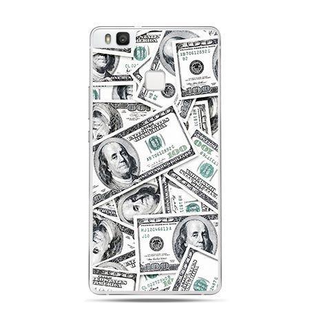 Etui na Huawei P9 Lite banknoty 100 dolarowe - PROMOCJA !