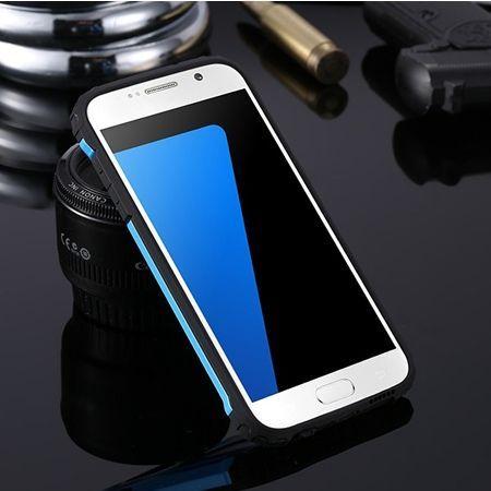 Pancerne etui na Galaxy S7 - niebieski.