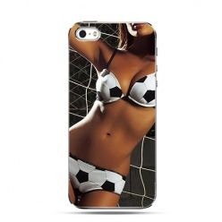 Etui na telefon footbal bikini.