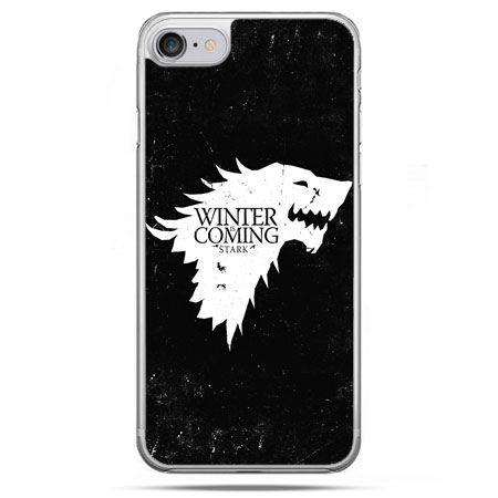 Etui na telefon iPhone 8 - Winter is coming