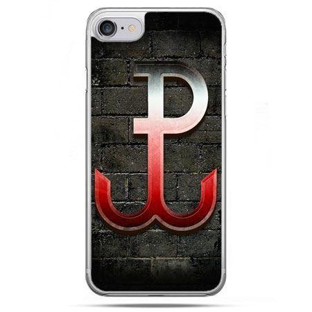 Etui na telefon iPhone 8 - Polska Walcząca