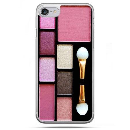 Etui na telefon iPhone 8 - zestaw do makijażu