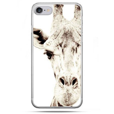 Etui na telefon iPhone 8 - żyrafa