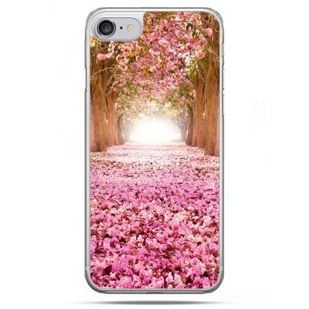 Etui na telefon iPhone 8 - spacer po parku