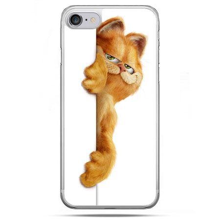 Etui na telefon iPhone 8 - Kot Garfield