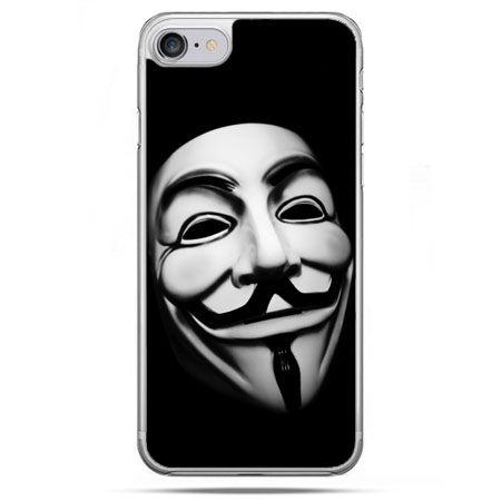 Etui na telefon iPhone 8 - maska Anonimus