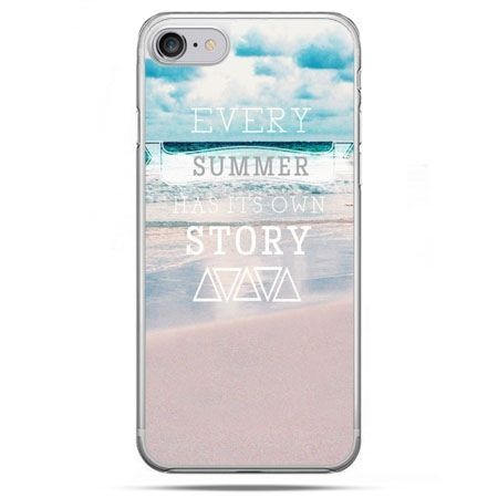 Etui na telefon iPhone 8 - Summer has its own story