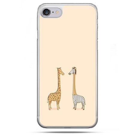 Etui na telefon iPhone 8 - żyrafy