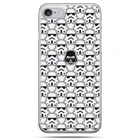 Etui na telefon iPhone 8 - Gwiezdne wojny klony