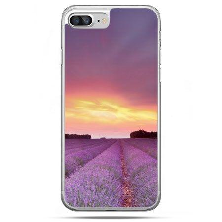 Etui na telefon iPhone 8 Plus - wrzosowisko