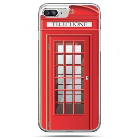 Etui na telefon iPhone 8 Plus - budka telefoniczna