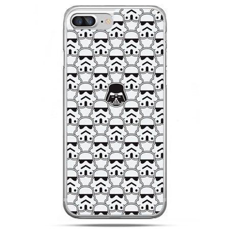 Etui na telefon iPhone 8 Plus - Gwiezdne wojny klony
