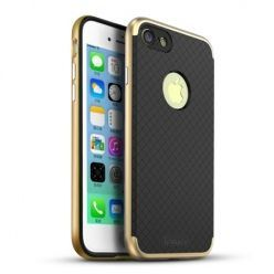 Etui na iPhone 8 bumper Neo - Złoty.