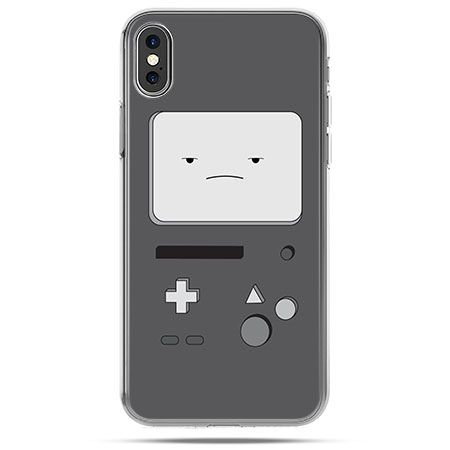 Etui na telefon iPhone X - Gameboy