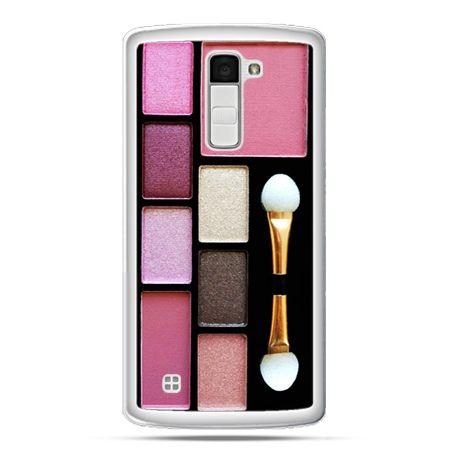 Etui na telefon LG K10 zestaw do makijażu