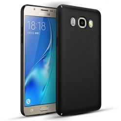 Etui na telefon Samsung Galaxy J7 2016 Slim MattE - czarny.