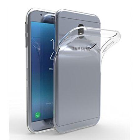 Etui na Galaxy J3 2017 silikonowe, przezroczyste crystal case.