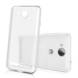 Etui na Huawei Y3 II silikonowe, przezroczyste crystal case.