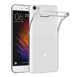 Etui na Xiaomi Mi 5 silikonowe, przezroczyste crystal case.