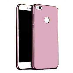 Etui na telefon Huawei P9 Lite mini - Slim MattE - Różowy.