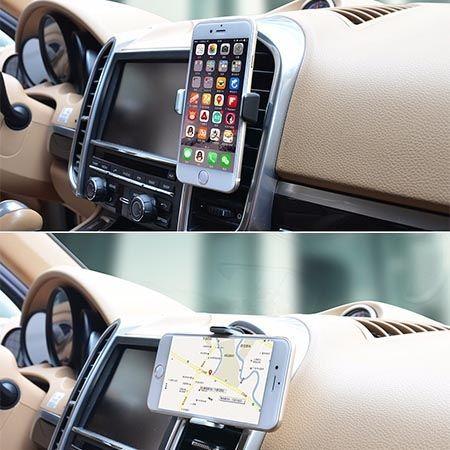 Uchwyt samochodowy Vent na kratkę do LG G3.