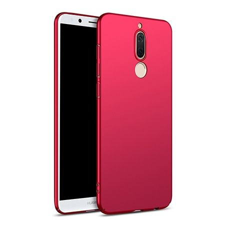 Etui na telefon Huawei Mate 10 Lite - Slim MattE - Czerwony.