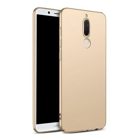 Etui na telefon Huawei Mate 10 Lite - Slim MattE - Złoty.