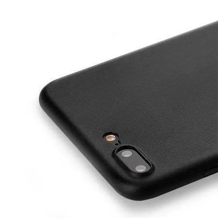 Etui na iPhone 8 Plus - ROCK Naked - Czarny.