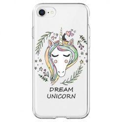 Etui na telefon - Dream unicorn - jednorożec.