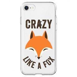 Etui na telefon - Crazy like a fox.