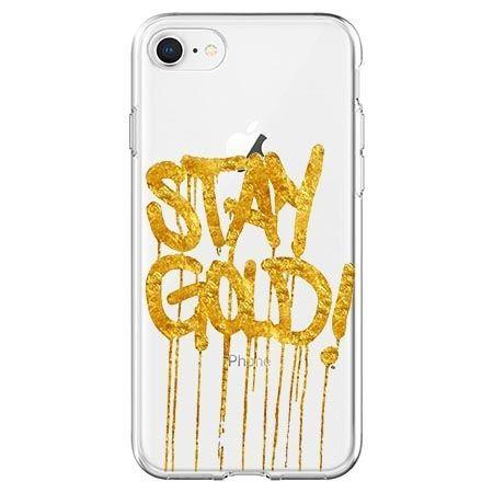 Etui na telefon - Stay Gold.