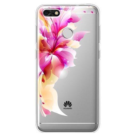 Etui na Huawei P9 Lite mini - bajeczny kwiat.