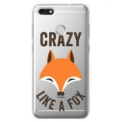 Etui na Huawei P9 Lite mini - Crazy like a fox.