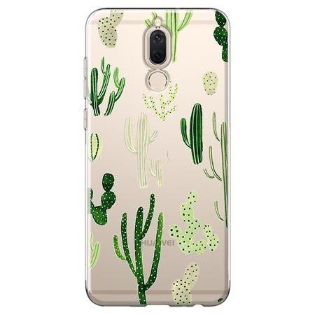 Etui na Huawei Mate 10 lite - kaktusowy ogród.