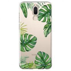 Etui na Huawei Mate 10 lite - Egzotyczne roślina monstera.