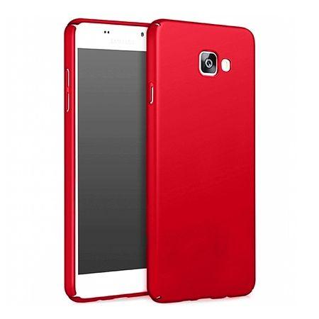 Etui na telefon Samsung Galaxy A5 2017 -  Slim MattE - Czerwony.