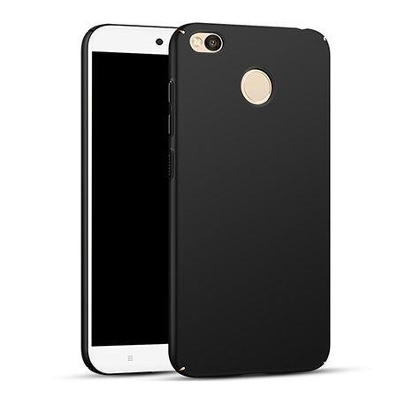 Etui na telefon Xiaomi Redmi 4X -  Slim MattE - Czarny.