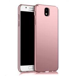 Etui na telefon Samsung Galaxy J5 2017 -  Slim MattE - Różowy.