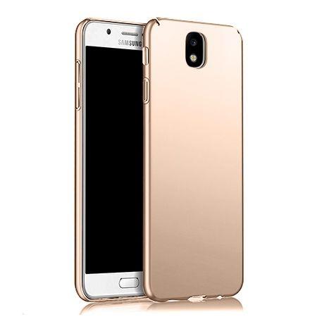 Etui na telefon Samsung Galaxy J5 2017 -  Slim MattE - Złoty.