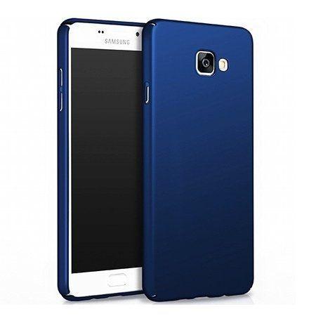 Etui na telefon Samsung Galaxy A5 2016 -  Slim MattE - Granatowy.