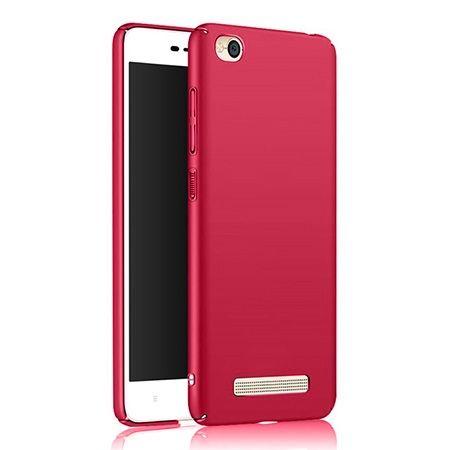 Etui na telefon Xiaomi Redmi 4A - Slim MattE - Czerwony.