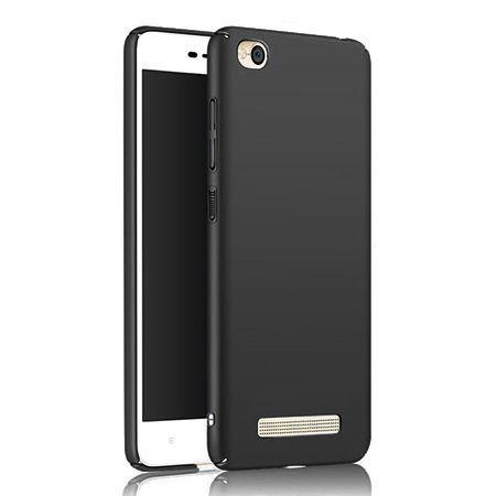 Etui na telefon Xiaomi Redmi 4A - Slim MattE - Czarny.